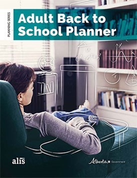 Adult back to school planner guide