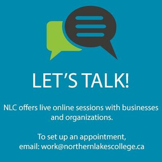 Set up an appointment for employee training with NLC