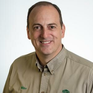 Mike Crowell, Director of Maintenance at Irving Forest Services