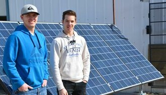 Creating Crisp, Clean, and Free Solar Power at NLC